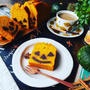 ホットケーキミックスでお手軽♪「かぼちゃのパウンドケーキ」はハロウィンにも!