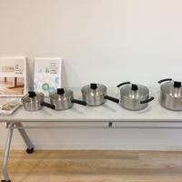 無印良品×レシピブログ 無印良品のステンレス・アルミ全面三層鋼両手鍋