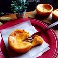 混ぜるだけ♪ダブルチーズで芳醇 *ミニベイクドダブルチーズタルト*簡単チーズケーキ*お菓子