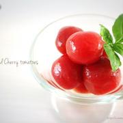 <簡単>めちゃウマ♡フルーツみたいなミニトマトのマリネ