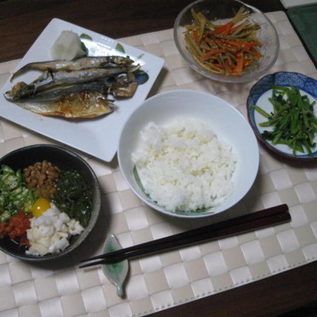 韓国農協キムチのおまぜ丼