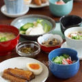 節約レシピいろいろ〜♪サンマかば焼とカニかま by P子さん