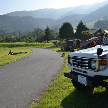 夏の思い出・・・マキノ高原☆キャンプ 2013夏①