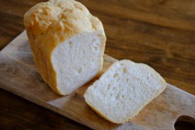 【レシピ】オールパーパスフラワー(中力粉)で作る美味しい食パン★「ホームベーカリーにお任せ」編