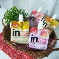 もうひと頑張り!充電デザート「森永製菓 inゼリー フルーツ食感シリーズ」