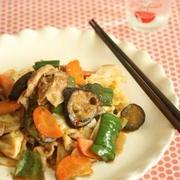 ごはんがすすむ!ガッツリ肉野菜炒め