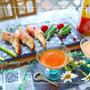 オードブルに簡単!綺麗なテーブルビネガーのつけソース by 桃咲マルクさん