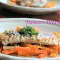 【レシピ】太刀魚の柚子胡椒焼き