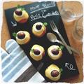 バースデー最終章! 簡単&可愛く♡カップケーキでプチモンブランと色々