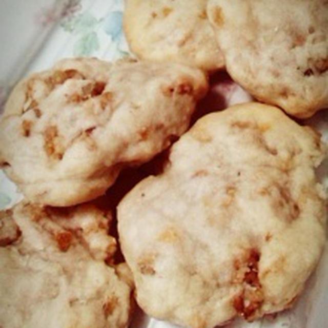 カントリーマアム風クッキー