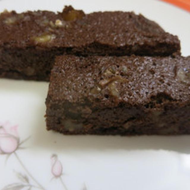 おからのチョコレートケーキ