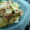シンプルなマッシュルームのサラダ