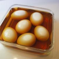 【味付き半熟卵 (レシピ)】