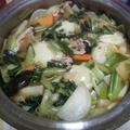 「PREMIUM鍋」 キムチチゲ