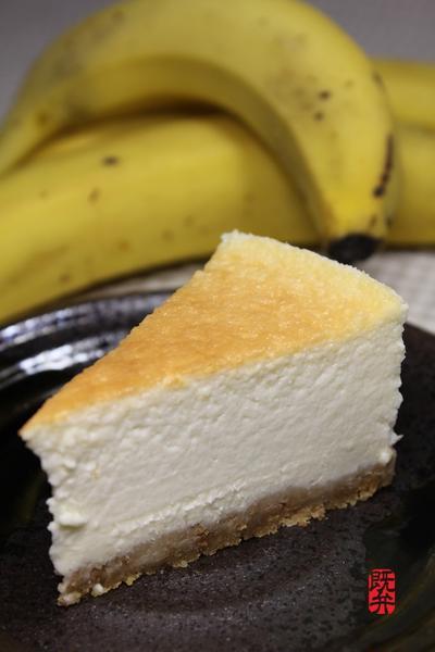 【レシピ】バナナのチーズケーキ