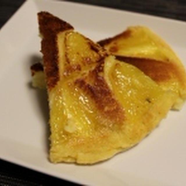 パイナップルケーキ ~ドール スウィーティオパイナップルを使って~
