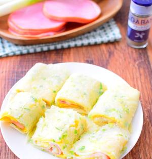 ブラックペッパーでアレンジ!台湾の朝食。蛋餅(ダンビン)のレシピ