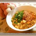 『豆腐の熟成カレー』豚ひき肉と牛乳で作る「なすび亭」プロのまかない飯