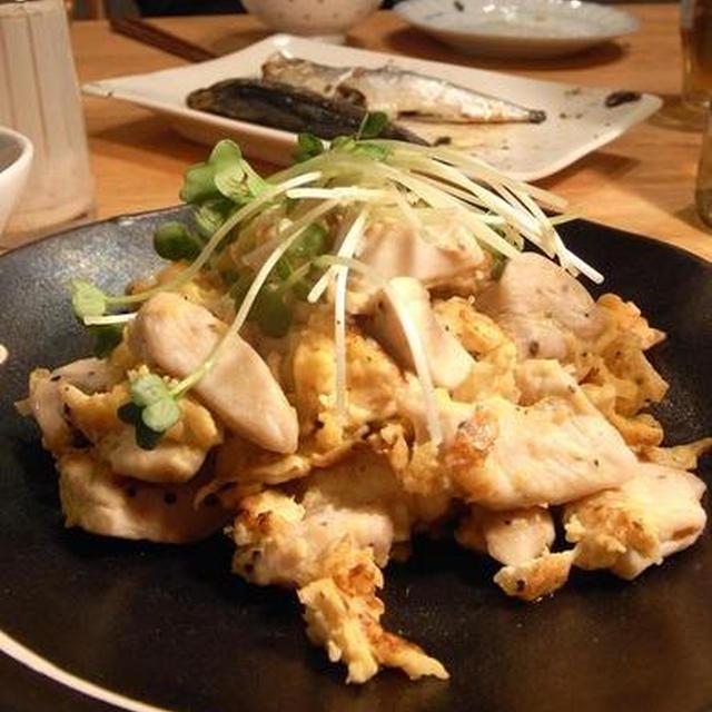 鶏もも肉のピカタ風|パパがつくる雛寿司やりませんか?