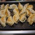 鉄板焼き手作り餃子 by とまとママさん