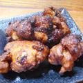 しょうゆマヨの鶏肉のから揚げ