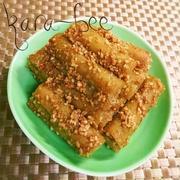 おせちに入れたい!「たたきごぼう」の絶品アレンジレシピ