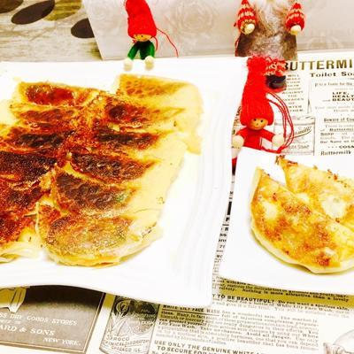 牡蠣餃子♡りかこさん3500投稿おめでとう!㊗️