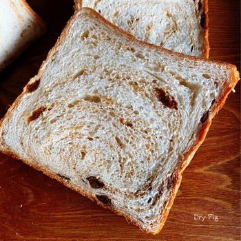 いちじく食パン