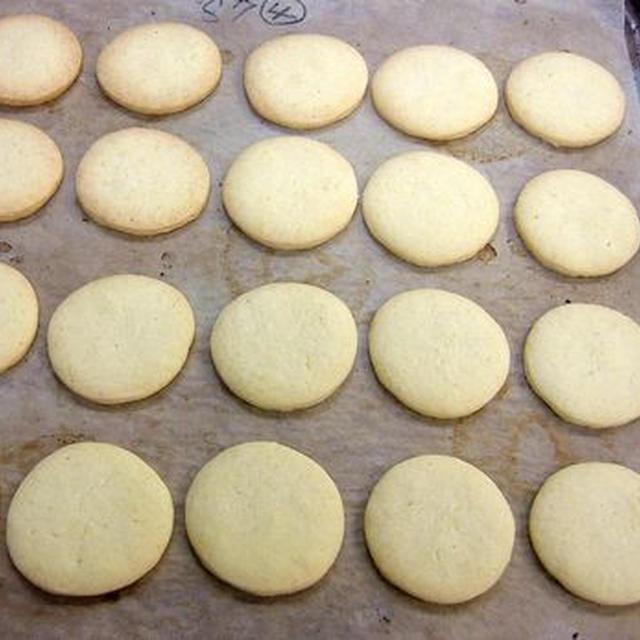 さくさく型抜きクッキー