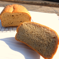 HBで作る小麦ふすまパン