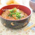 自家製ダレの豚カルビ丼定食 by アップルミントさん