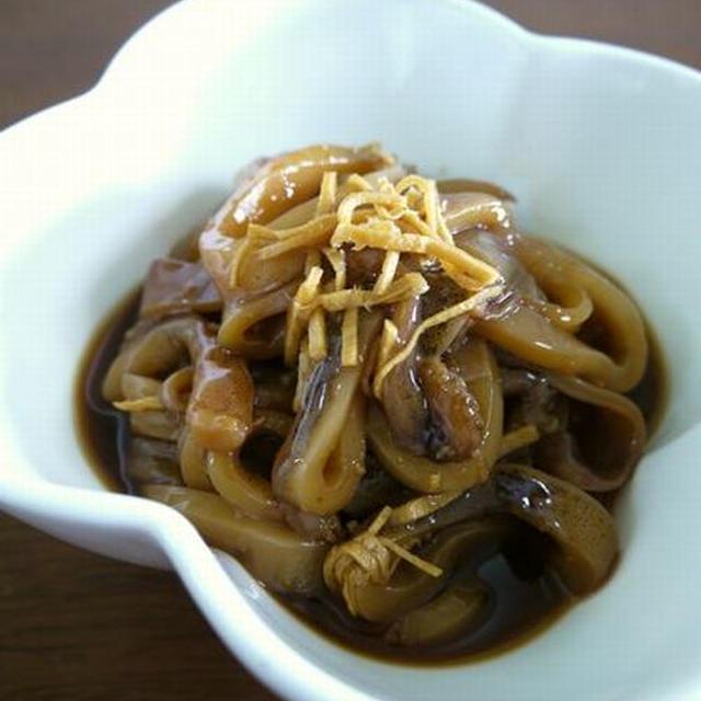 【簡単レシピ】生姜でさっぱり!イカの沖漬け♪