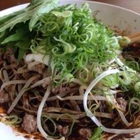 紀文さんの糖質0麺で広島風激辛坦々麺の巻