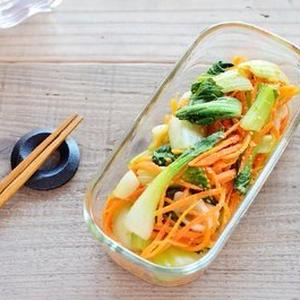 ポン酢で食べる「青梗菜」がサッパリでおいしい!おすすめレシピ