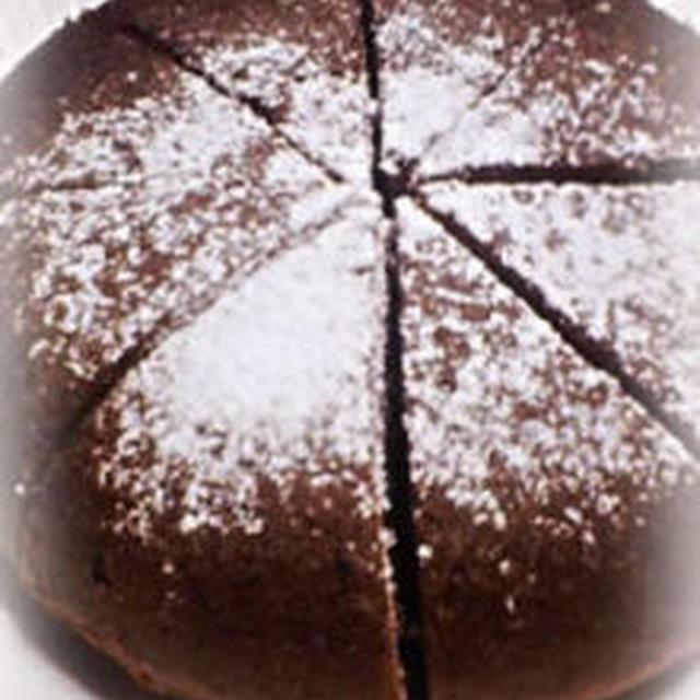 ホットケーキミックスで作る!簡単★炊飯器チョコケーキ