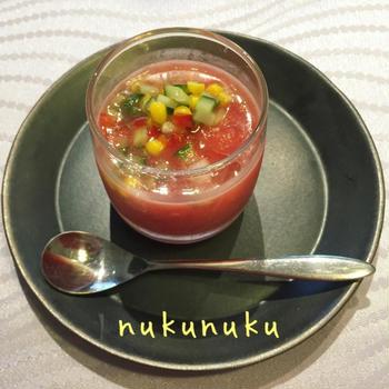 主人の誕生日に作った夕飯②