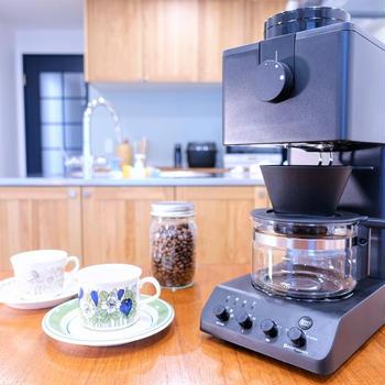 話題のツインバード製コーヒーメーカー「CM-D457B」をレビュー