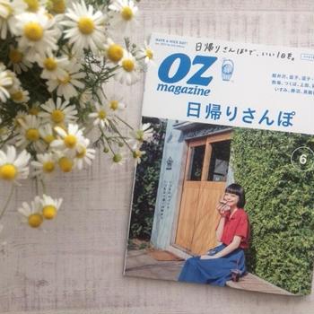 【掲載誌のお知らせ】オズマガジン6月号、LDK、オレンジページ