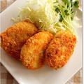 リメイクレシピ!きんぴらゴボウからの~~~~~~~ポテトコロッケ(≧∇≦)
