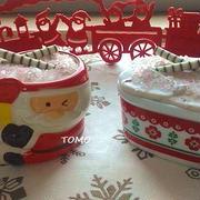 クリスマスにも♪スコップケーキ