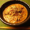 進化中!!赤トマト坦々麺!