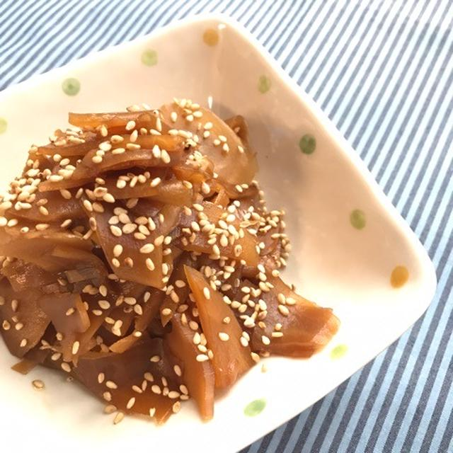 4. 新生姜の佃煮