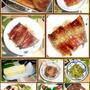 今夜は鰻丼定食