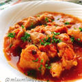 【レシピ動画】鶏肉のトマト赤ワイン煮(カチャトーラ) by Misuzuさん