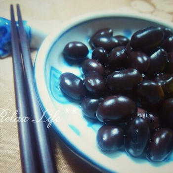 ★ ふ~っくら黒豆 ★