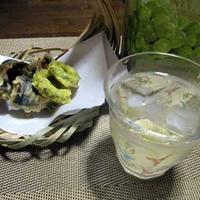 さくっと♪ 秋刀魚の大葉巻き天ぷら