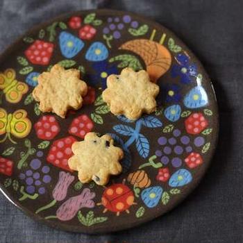 パッションフルーツクッキー&酵素ジュース