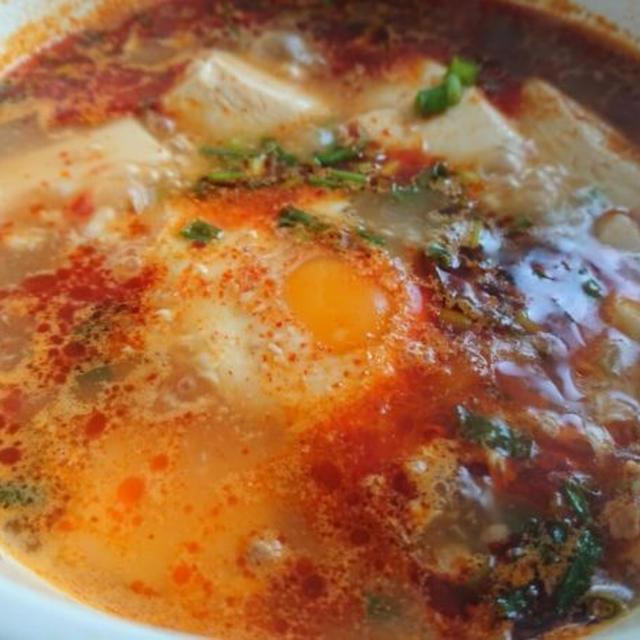 スンドゥブチゲの簡単レシピ。韓国で人気の素の作り置き♪あさりなしでも