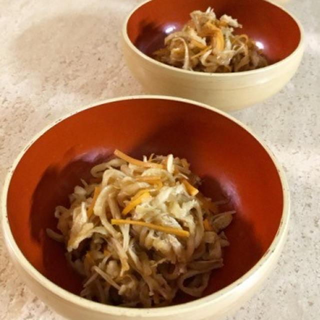 *和食大好き!ほっこり美味しい切干し大根と茶碗蒸し。 *大切な色鉛筆を削る、鉛筆削り。
