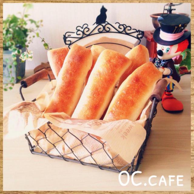 時短スナックスティックパン。